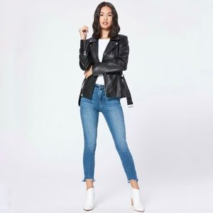 PAIGE Margot Crop High Rise Skinny Jeans